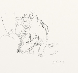 Danny Mooney 'Smudge' Digital drawing