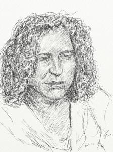 Danny Mooney 'Sophie Bradbury' Digital drawing