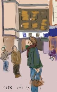 Danny Mooney 'CHX' Digital drawing