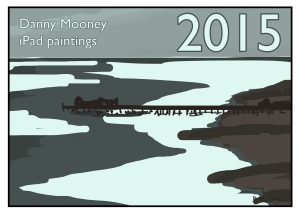2015 iPad painting calendar